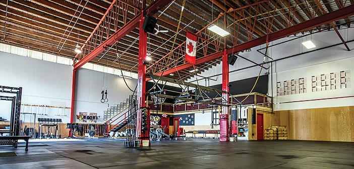Go-To Gyms: CrossFit Squamish