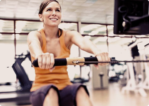 Rowing Fat Blast Workout Routine