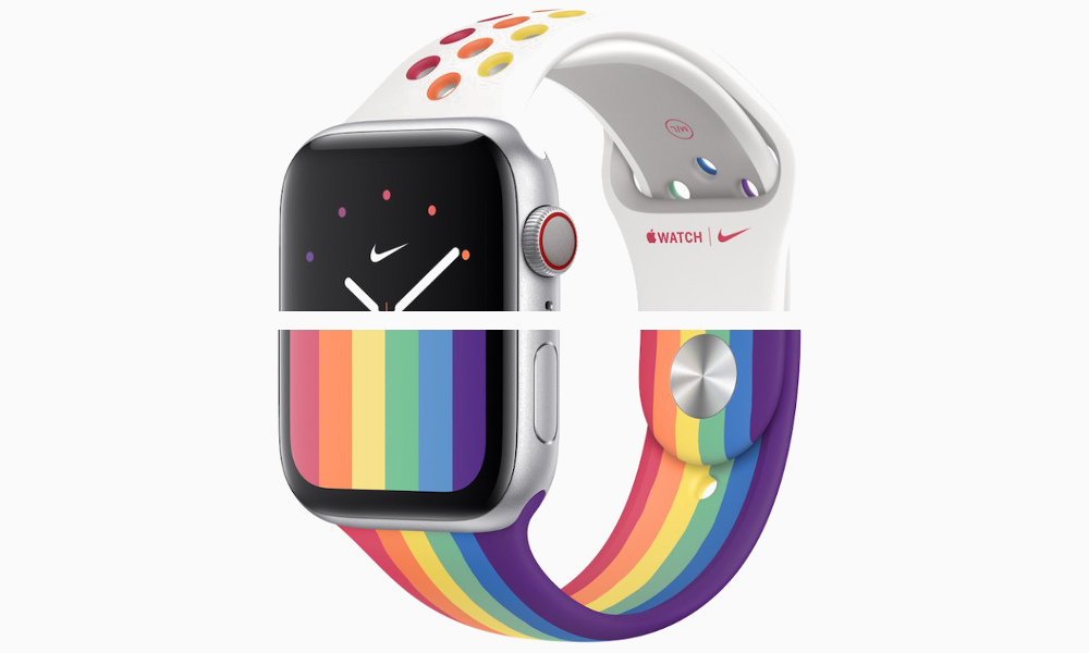 New Pride Apple Watch Faces and Bands for 2020